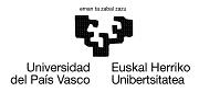 Logo Universidad País Vasco