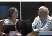 Kimberley D. Adams (Universidad de Alberta) y Luis Azevedo (ANDITEC)