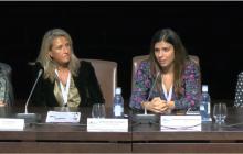 Cristina Álvarez ( Universidad de Granada) y  Marta García-Múñoz (GVAM)