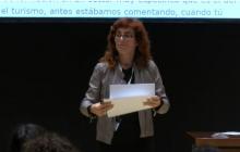 Aurora Arjones (Universidad de Málaga)