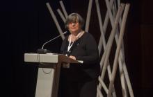 Anna Grazia Laura (Presidenta de la Red Europea de Turismo Accesible)