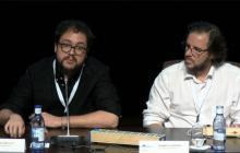 Alfonso Escriche (Park4Dis) y Gerardo A. Barbarov (Singular Devices)