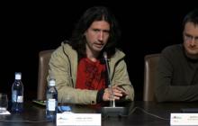 Juan G. Victores (UC3M) y  Bartek Lukawski (UC3M)
