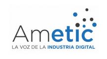 Ametic logotipo